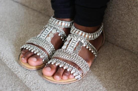 River Island Sandals Image