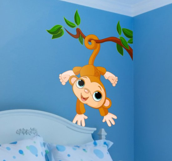 baby-monkey-kids-sticker-37
