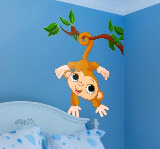 baby-monkey-kids-sticker-37