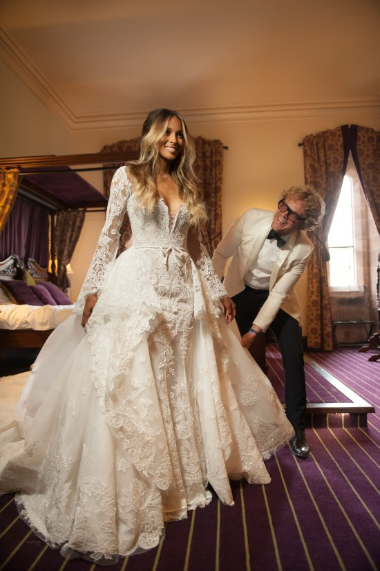 Celebrity Style Wedding Dresses 87