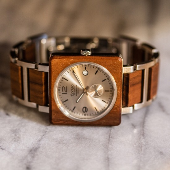 Wooden Watch Picture