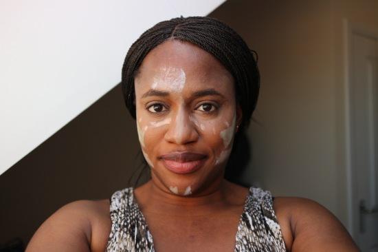 Rimmel makeup contour image